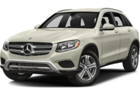 Mercedes-Benz GLC 300 4MATIC® SUV 2017