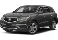 Acura MDX SH-AWD with Technology and Entertainment Packages 2017