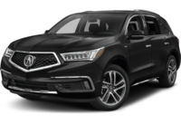Acura MDX Sport Hybrid SH-AWD with Advance Package 2017