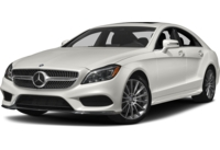 Mercedes-Benz CLS 550 Coupe 2017