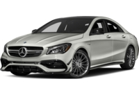 Mercedes-Benz CLA 45 AMG® Coupe 2018