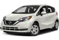 Nissan Versa Note S Plus 1.6 L 2017