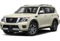 Nissan Armada Platinum 5.6 L 2018