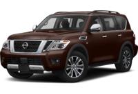 Nissan Armada SV 5.6 L 2018