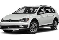 Volkswagen Golf Alltrack TSI SEL 2017
