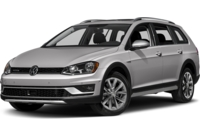 Volkswagen Golf Alltrack TSI S 2017