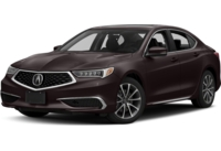 Acura TLX 3.5 V-6 9-AT P-AWS with Technology Package 2018