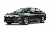 Honda Accord Sedan LX 1.5T CVT 2019