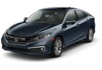 Honda Civic Sedan EX-L CVT 2019