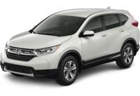 Honda CR-V LX 2WD 2019