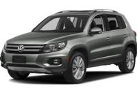 Volkswagen Tiguan Wolfsburg Edition 2017