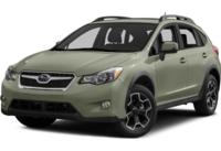 Subaru XV Crosstrek 5dr CVT 2.0i Limited 2015