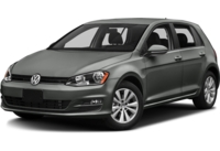 Volkswagen Golf TSI S 4-Door 2017