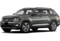 Volkswagen Atlas 3.6L V6 Launch Edition 2018
