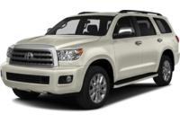 Toyota Sequoia Platinum Executive Demo- Save BIG!!!!! 2015