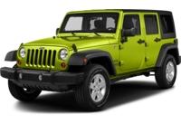 Jeep Wrangler Unlimited Sport 2017