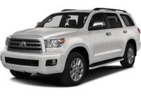 Toyota Sequoia Platinum 2015