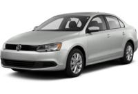 Volkswagen Jetta 2.5L SE Convenience & Sunroof 2013