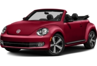 Volkswagen Beetle 1.8T w/Technology 2014