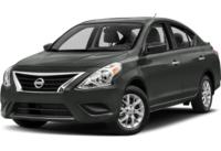 Nissan Versa Sedan S 1.6 L 2017