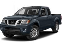 Nissan Frontier SV V6 4.0 L 2017