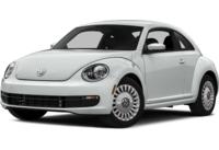 Volkswagen Beetle 1.8T SEL 2016