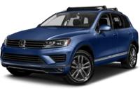 Volkswagen Touareg V6 Sport 2017