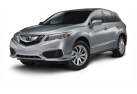 Acura RDX AWD with Technology and AcuraWatch Plus Packages 2017
