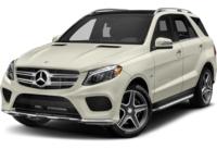 Mercedes-Benz GLE Base 4MATIC® 2017
