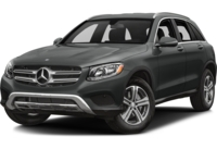 Mercedes-Benz GLC 300 SUV 2017