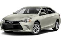 Toyota Camry Hybrid Hybrid XLE 2017