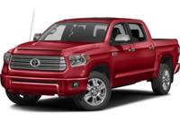 Toyota Tundra Platinum DEMO 2016