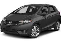 Honda Fit EX-L 2017