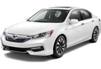 Honda Accord Hybrid EX-L 2017