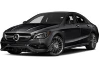 Mercedes-Benz CLA 45 AMG® Coupe 2018