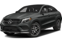 Mercedes-Benz GLE 43 AMG® Coupe 2017