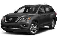 Nissan Pathfinder Platinum 3.5 L 2017