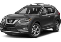 Nissan Rogue SL 2.5 L 2017