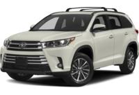 Toyota Highlander XLE 2017