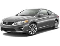2013 Honda Accord 2DR V6 EX-L W/NAV MT