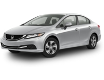 2014 Honda Civic Sdn LX