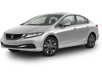 2013 Honda Civic 4DR SDN EX AT