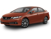 2013 Honda Civic 4DR SI MT