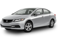 2014 Honda Civic Sdn Natural Gas