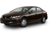 2014 Honda Civic Sdn HF