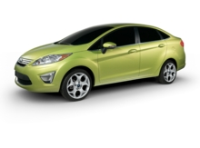 2011 Ford Fiesta SE Burlington WA