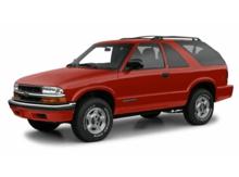 2001_Chevrolet_Blazer_LS 2-Door 4WD_ Spokane Valley WA