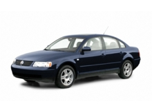 2001_Volkswagen_Passat_GLX_ Gurnee IL