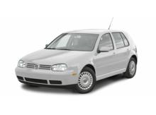 2003_Volkswagen_Golf_GL_ Seattle WA