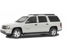 2004_Chevrolet_TrailBlazer EXT_The North Face Edition_ Sumter SC